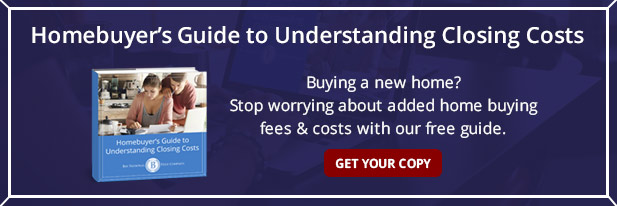 homebuyer's guide to understanding closing costs free eBook download offer