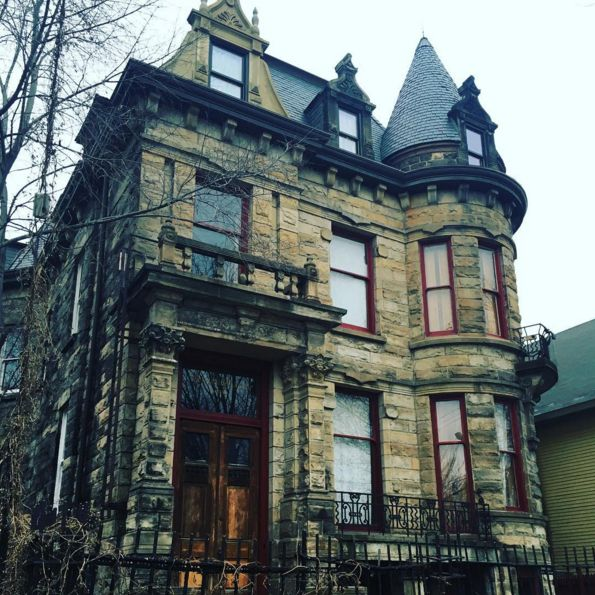 Franklin Castle Is One Of Many Haunted Houses In America