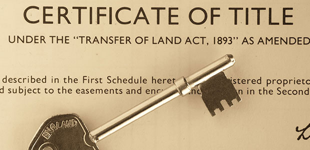 do you get a new title when you refinance your home